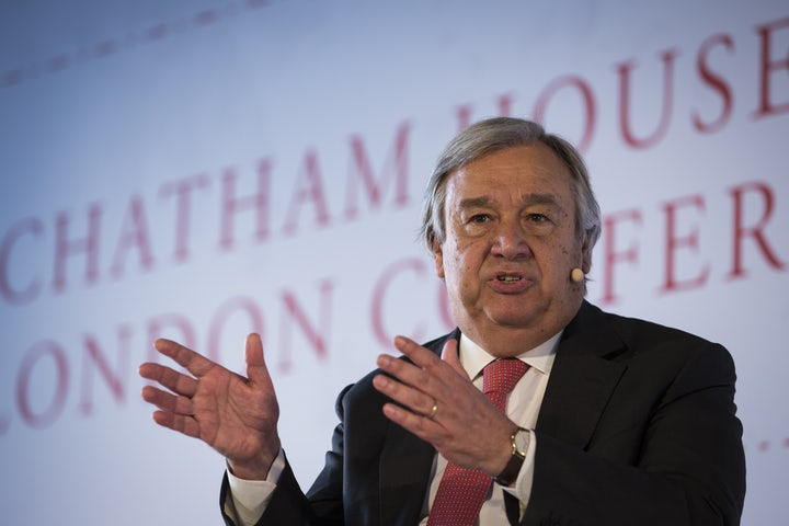 Guterres calls for Hezbollah's disarmament ahead of UNSC debate - The Jerusalem Post