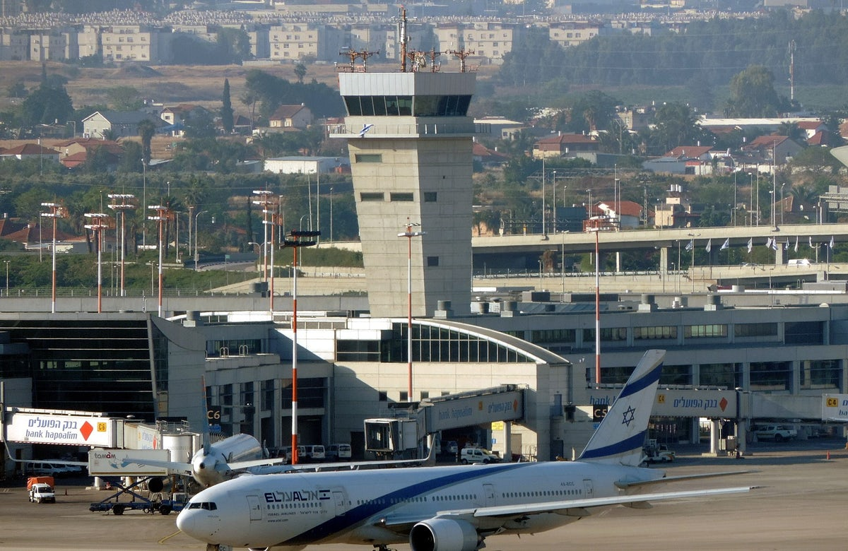 In first, UAE flight lands in Tel Aviv