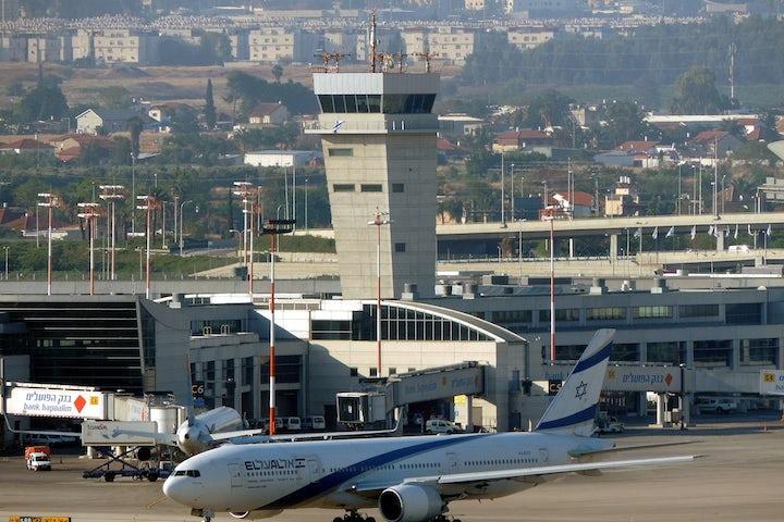 In first, UAE flight lands in Tel Aviv