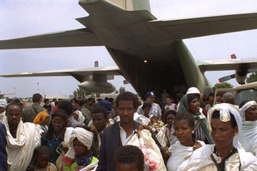 This Week in Jewish History | Operation Solomon: Israel airlifts 14,000 Ethiopian Jews to safety in unparalleled mission