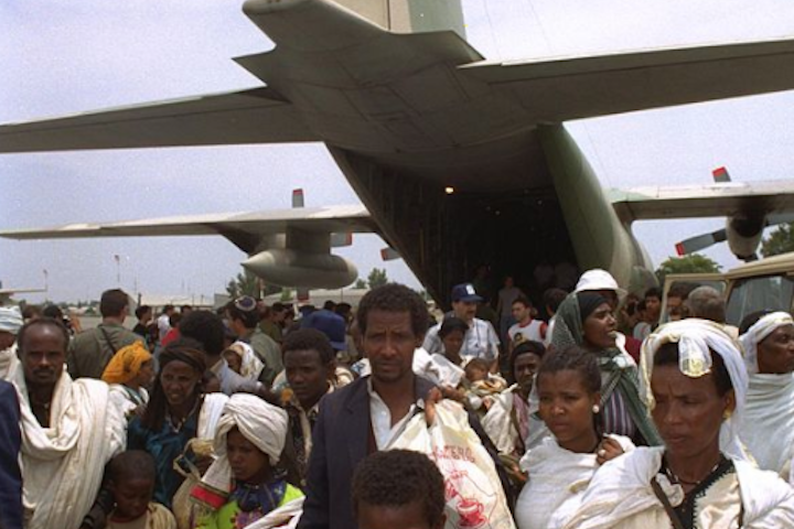This Week in Jewish History   Operation Solomon: Israel airlifts 14,000 Ethiopian Jews to safety in unparalleled mission