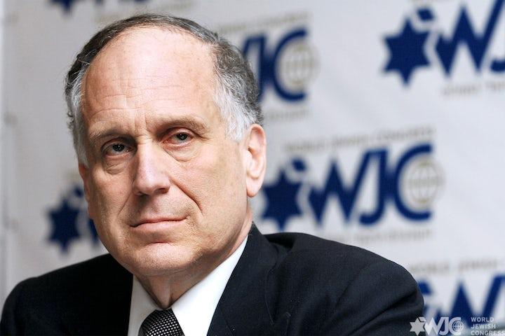 World Jewish Congress president condemns George Floyd killing