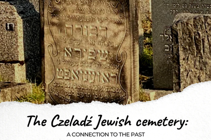 My Grandmother's Grave: The Czeladź Jewish Cemetery