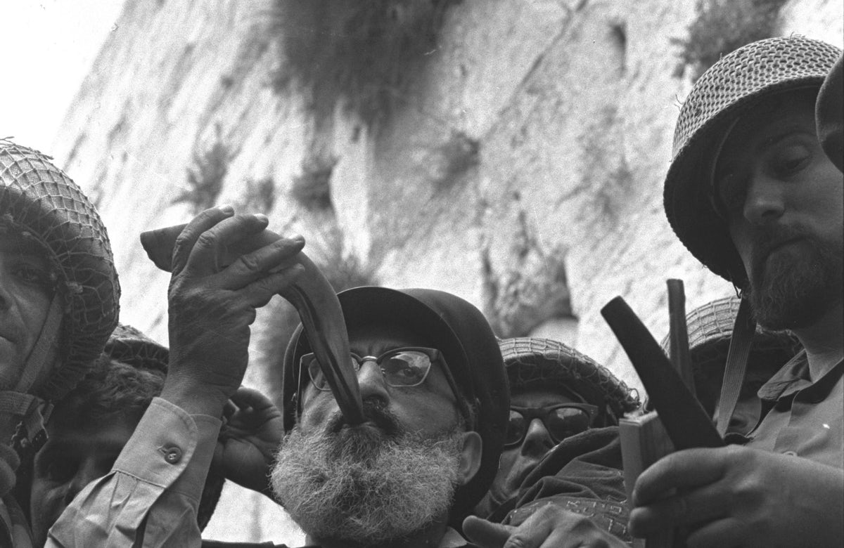 This Week in Jewish History   Israel victorious in Six-Day War
