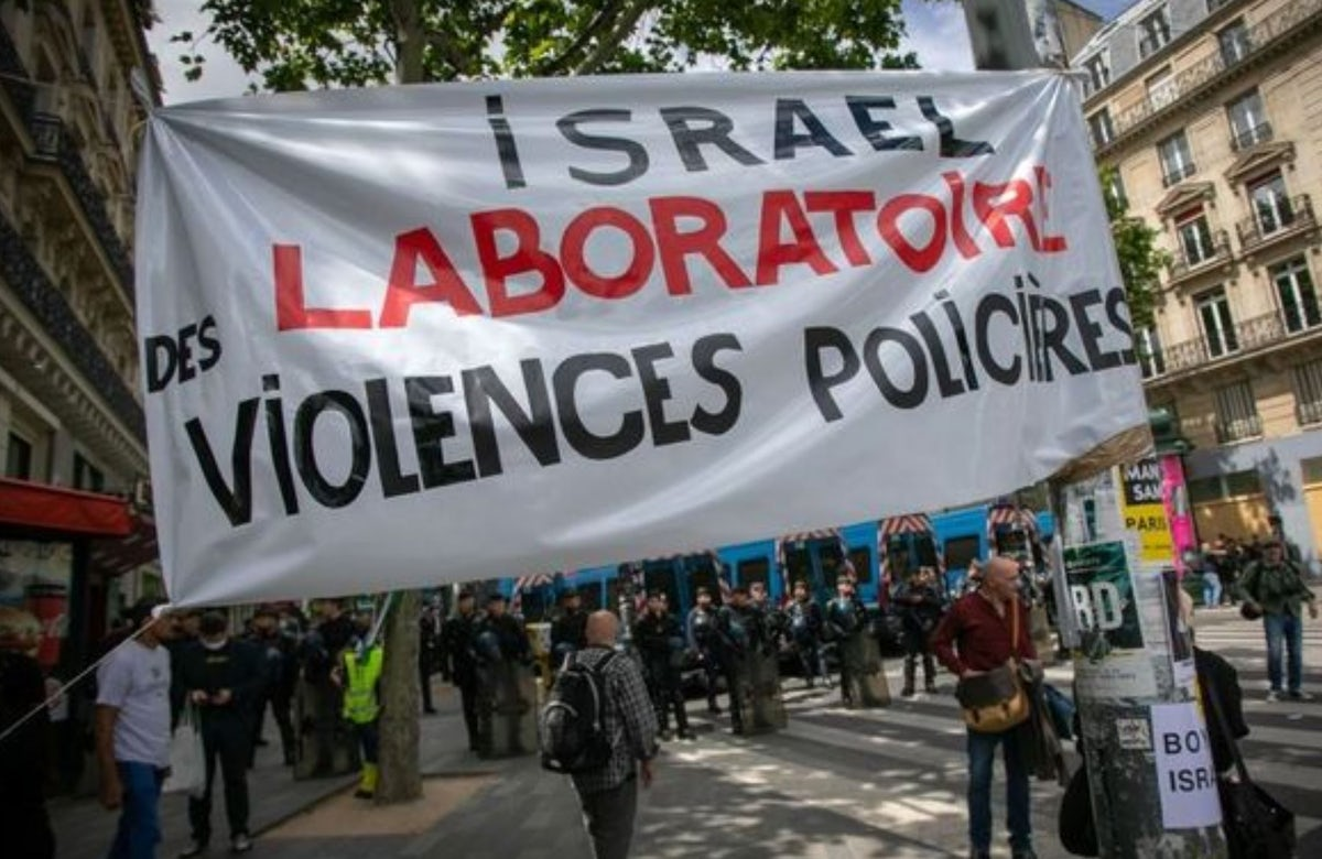 World Jewish Congress unequivocally condemns antisemitic hijacking of anti-racism protests in Paris