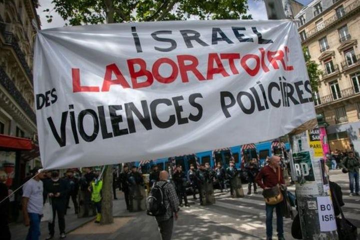WJC condemns antisemitic hijacking of Paris protests