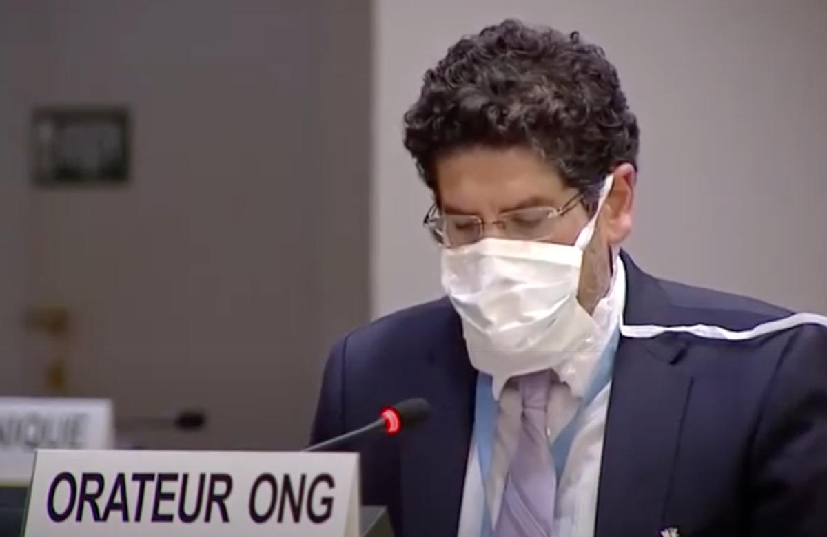 World Jewish Congress denounces racism at the UN Human Rights Council