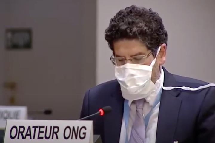 WJC denounces racism at the UN Human Rights Council