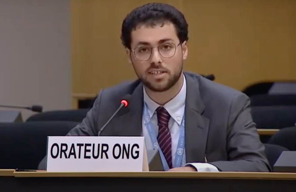 WJC urges UNHRC to condemn all hate speech, including threats by Iran against Israel