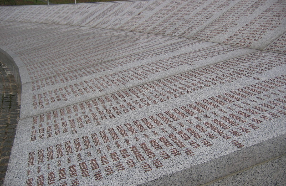 Recognizing Srebrenica Genocide: The moral imperative of 'Never Again'