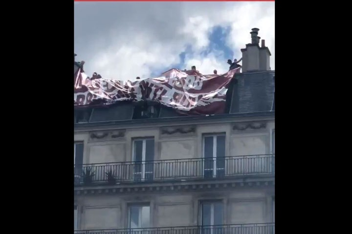 CRIF strongly denounces antisemitic shouts uttered during demonstration held in Paris