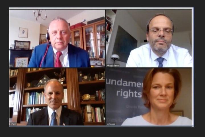 Underscoring Lauder's calls for a renaissance of Jewish unity