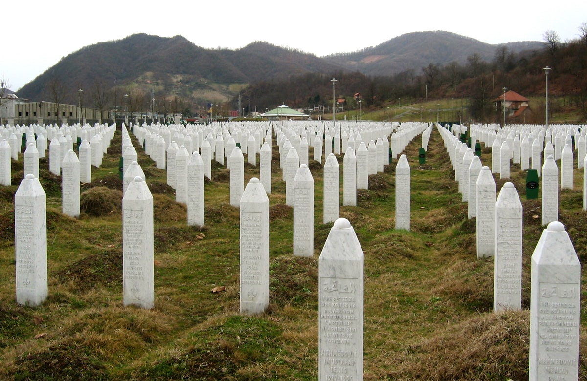 The world failed in Bosnia 25 years ago. We cannot turn a blind eye again