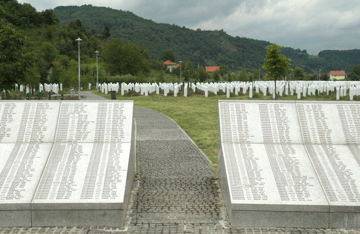 Let the memory of the Srebrenica Genocide serve as a call to action against hatred