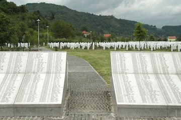 The Srebrenica Genocide must not be forgotten