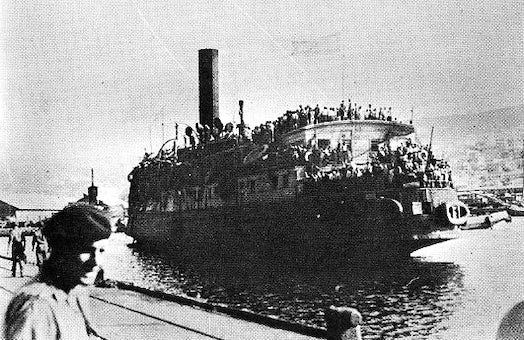 """Exodus 1947: """"The Ship that Launched a Nation"""""""
