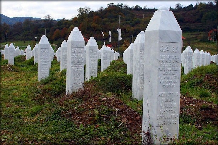 Just Security op-ed | Denial of the Srebrenica Genocide must be exposed and condemned