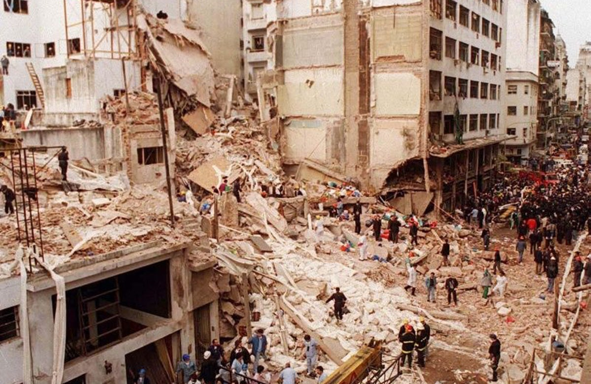 This week in Jewish history | Bombing at AMIA building in Buenos Aires kills 85 people and wounds hundreds more