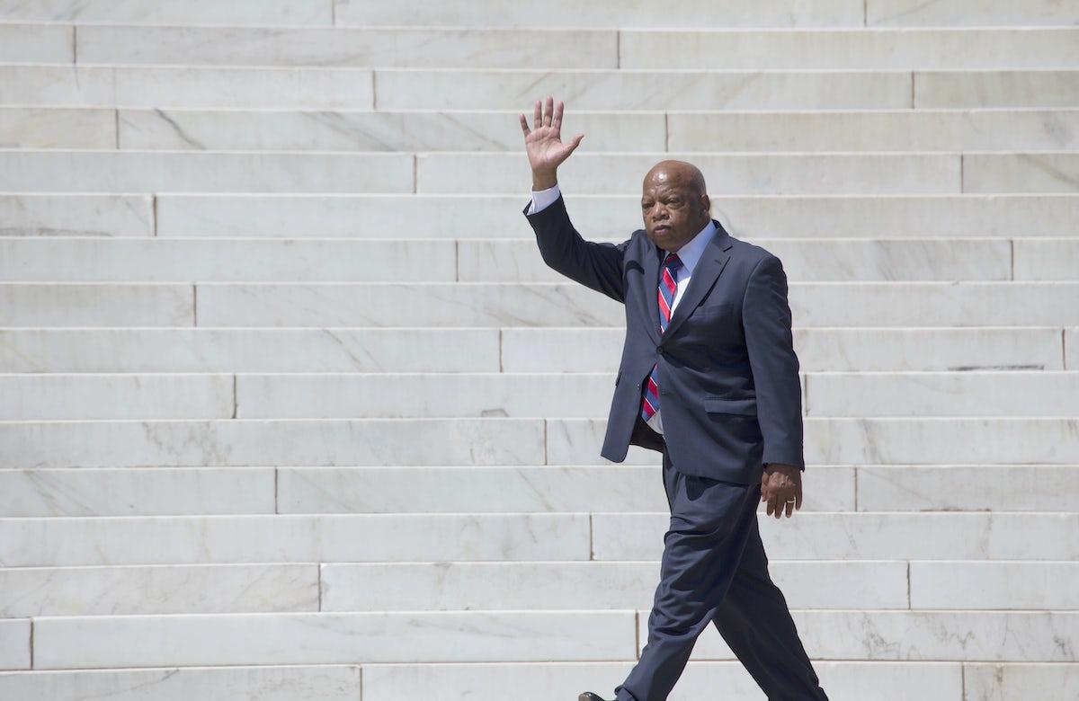 World Jewish Congress mourns the passing of United States representative John Lewis