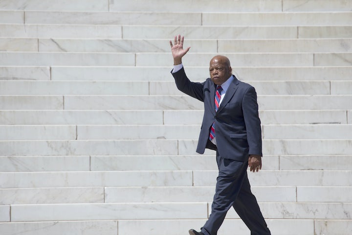 WJC mourns passing of US representative John Lewis