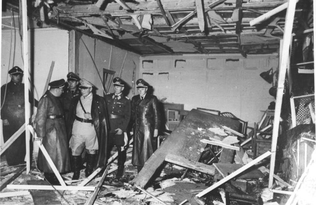 This week in Jewish history | Operation Valkyrie: Plot to assassinate Hitler fails