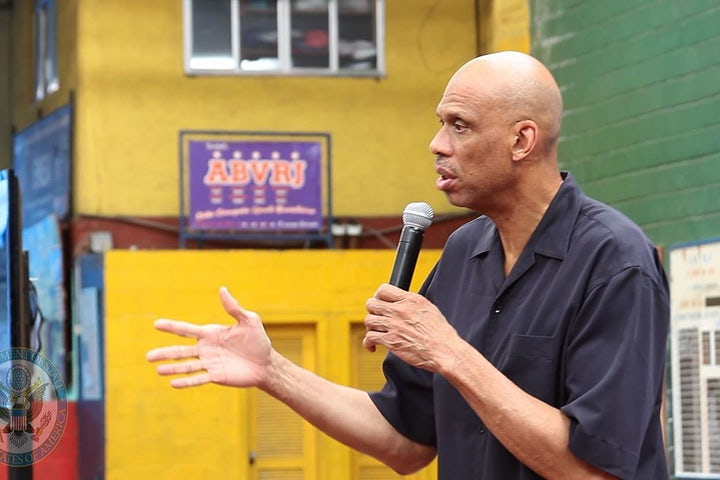 In condemning antisemitism, Kareem Abdul-Jabbar is in a league of his own | Op-ed by Sam Grundwerg in The Jerusalem Post