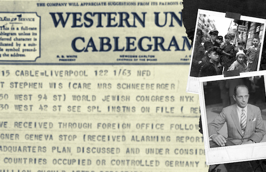 The Riegner Telegram