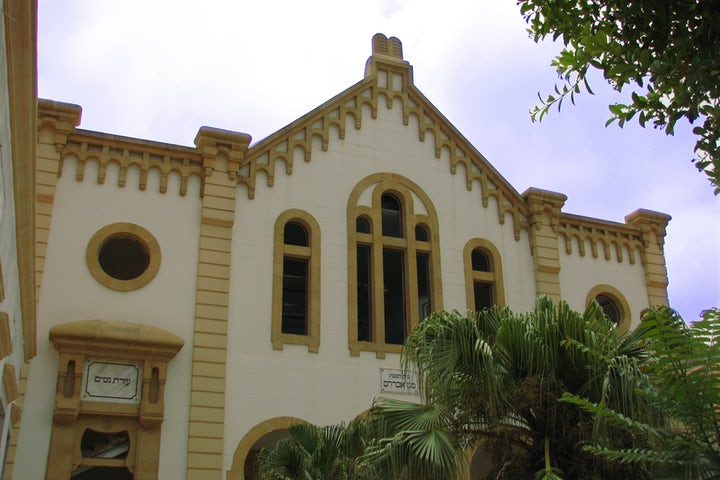 Beirut synagogue appears to suffer only minor damage from deadly blast - JTA