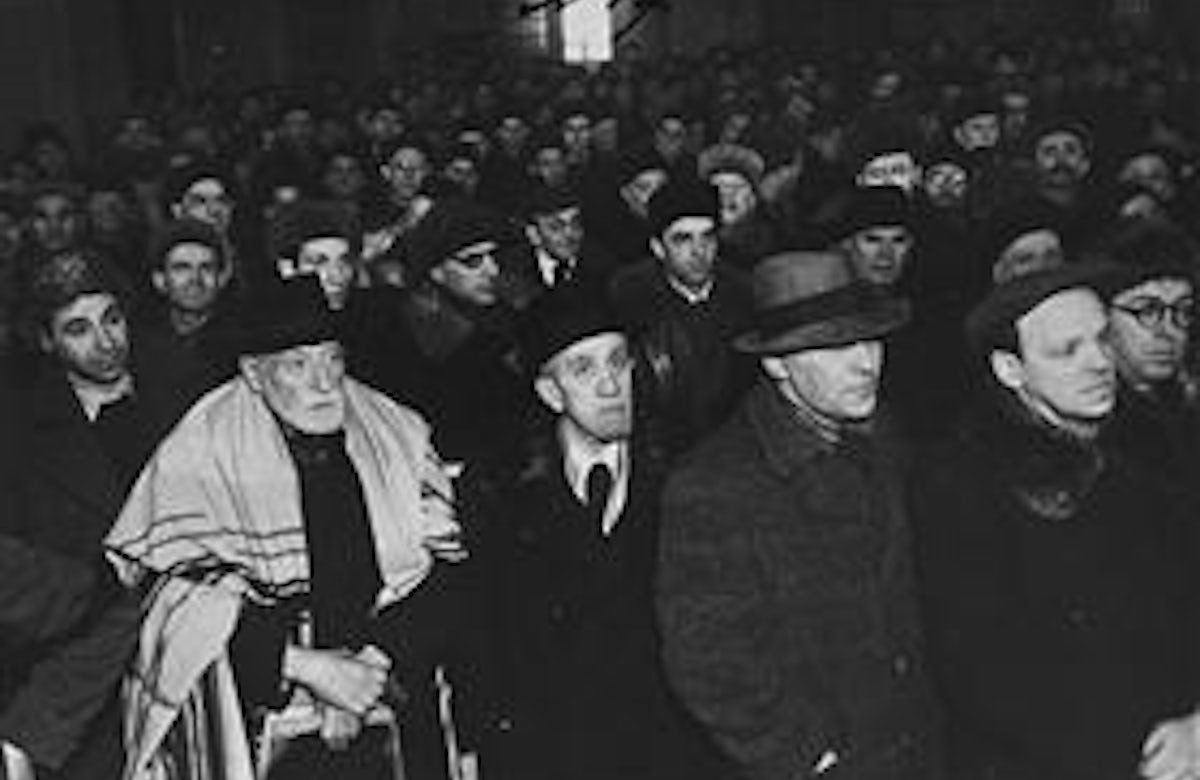 This week in Jewish history   13 Jewish intellectuals executed in 'Night of the Murdered Poets'