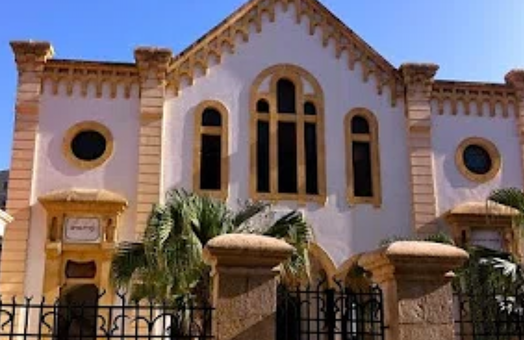 Beirut's Maghen Avraham synagogue is now fully restored