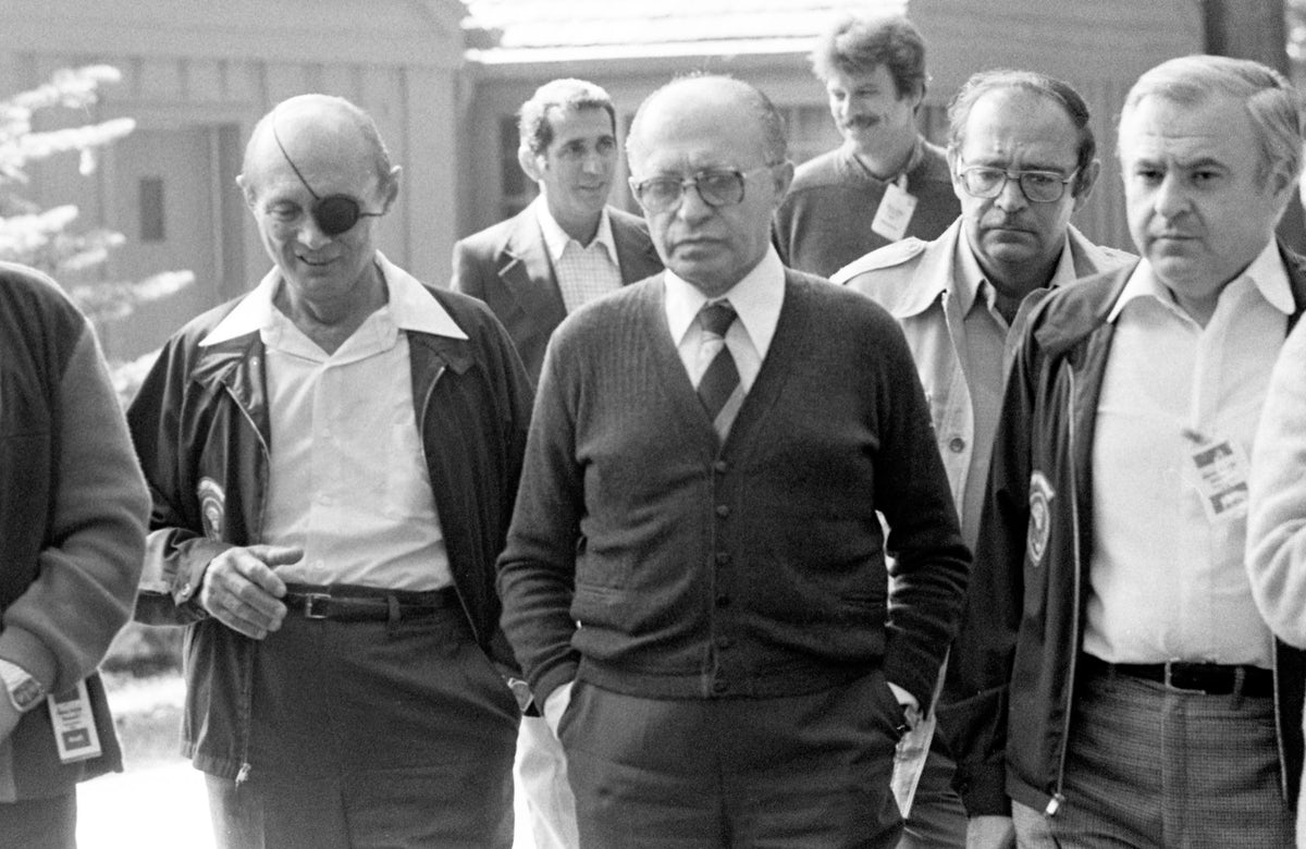 This week in Jewish history   Future Israeli Prime Minister and Nobel Peace Prize winner Menachem Begin born