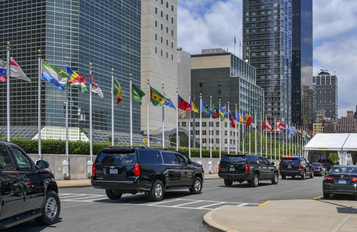 WJC Presidentlaments UN Security Council failure toextend arms embargo on Iran