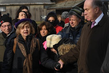 WJC President Ronald S. Lauder builds community of Auschwitz-Birkenau Survivors
