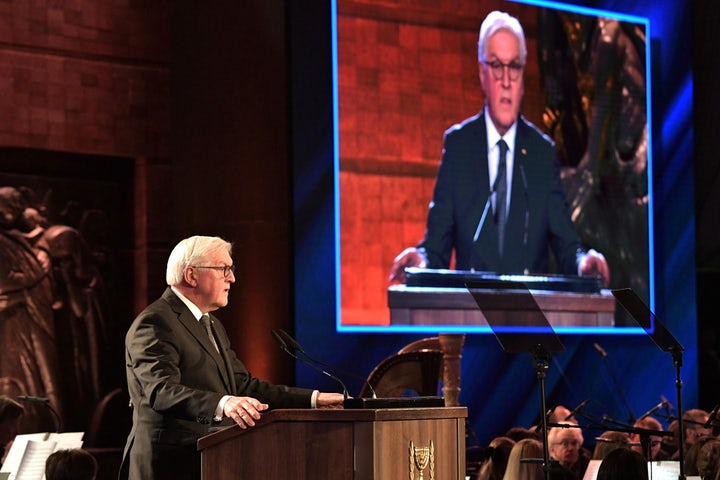German Federal President to sponsor events commemorating 1700 years of Jewish life in Germany