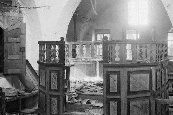This week in Jewish history   Massacre in Hebron kills 67