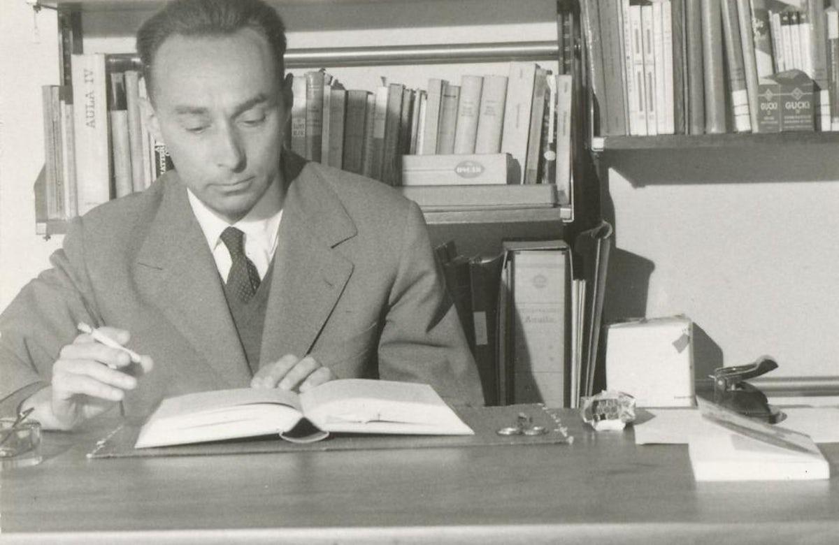 Remembering Primo Levi