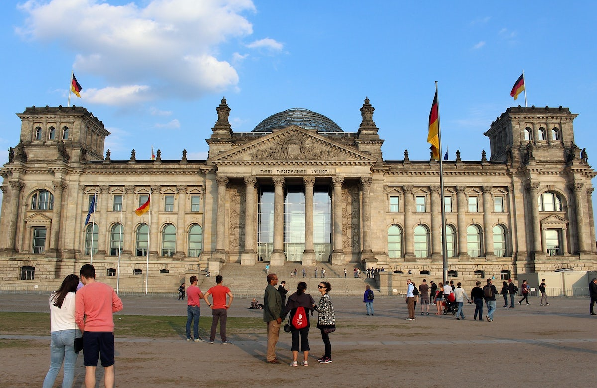 World Jewish Congress thanks German federal government for leadership fighting scourge of antisemitism