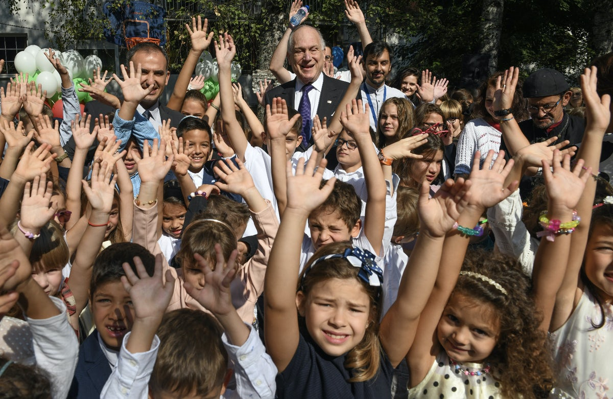 Ronald S. Lauder leads effort to save European Jewish schools from closure