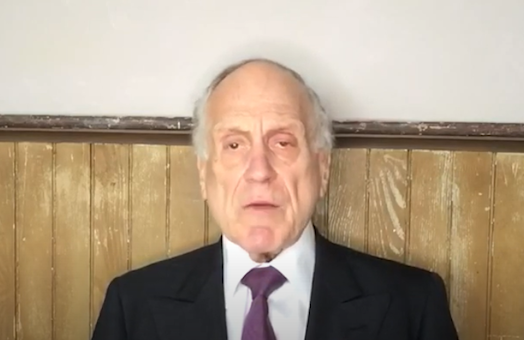 A video message from WJC President Ronald S. Lauder