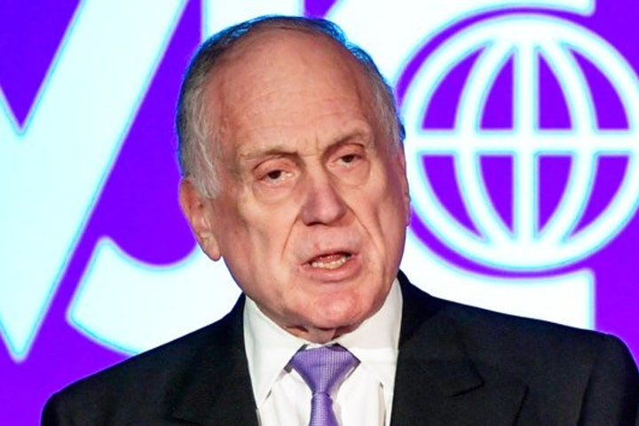 WJC's Ronald Lauder says Palestinians should seize the moment as UAE, Bahrain sign peace deal with Israel - Arab News