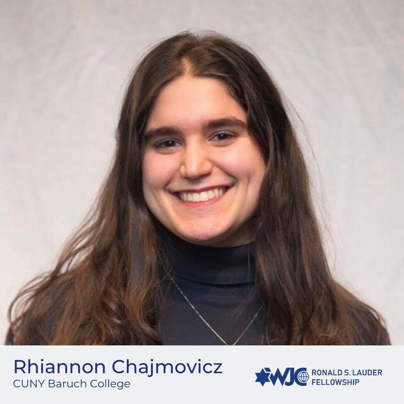 Rhiannon Chajmovicz