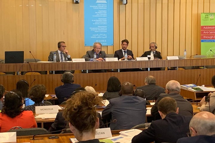 UNESCO international workshop aims to train policymakers on addressing antisemitism through education