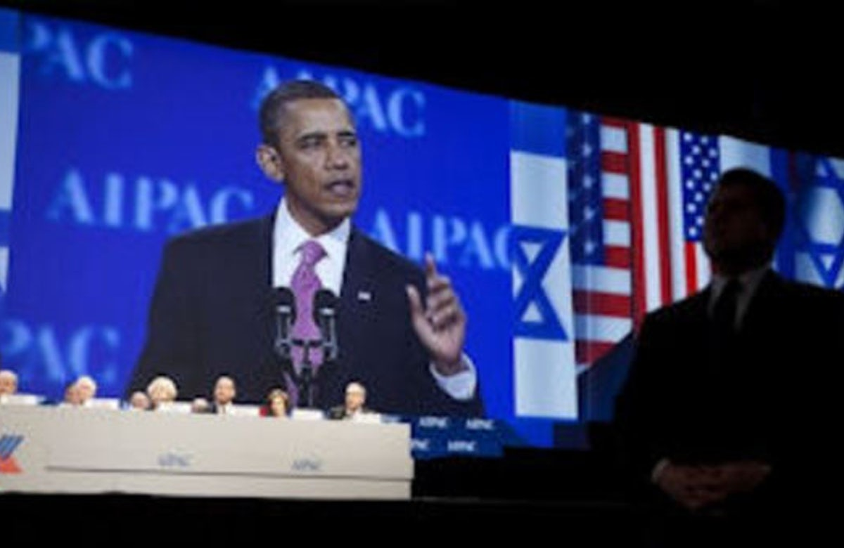 At AIPAC conference, Obama clarifies 1967 border remarks