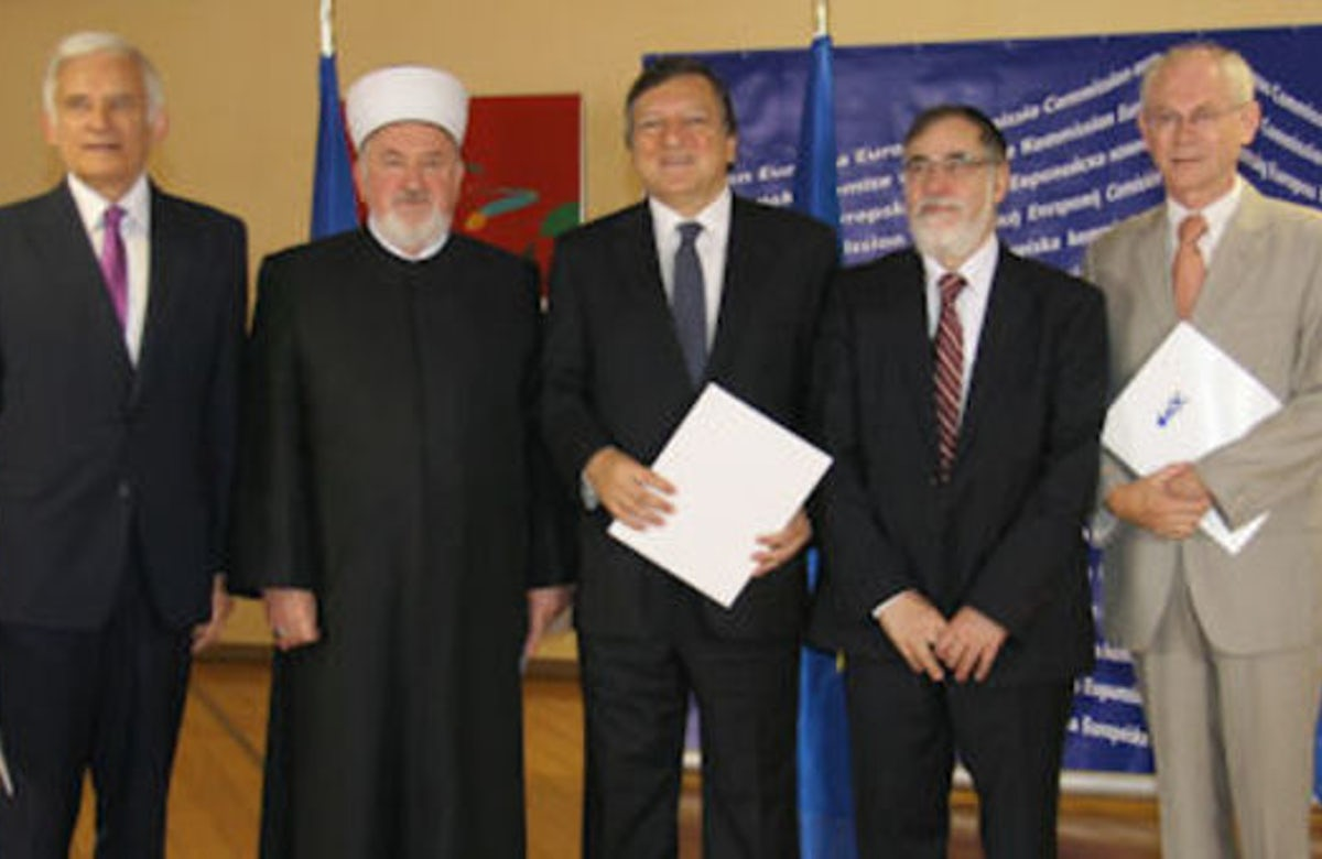 Jewish and Muslim leaders urge European Union heads not to pander to extreme-right