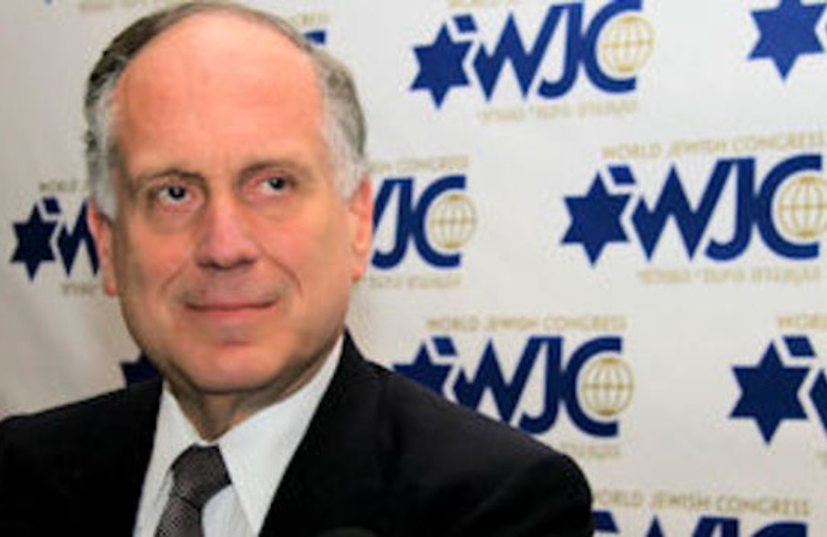 Planned UN forum: Ronald Lauder welcomes US decision to stay away from 'Durban III'