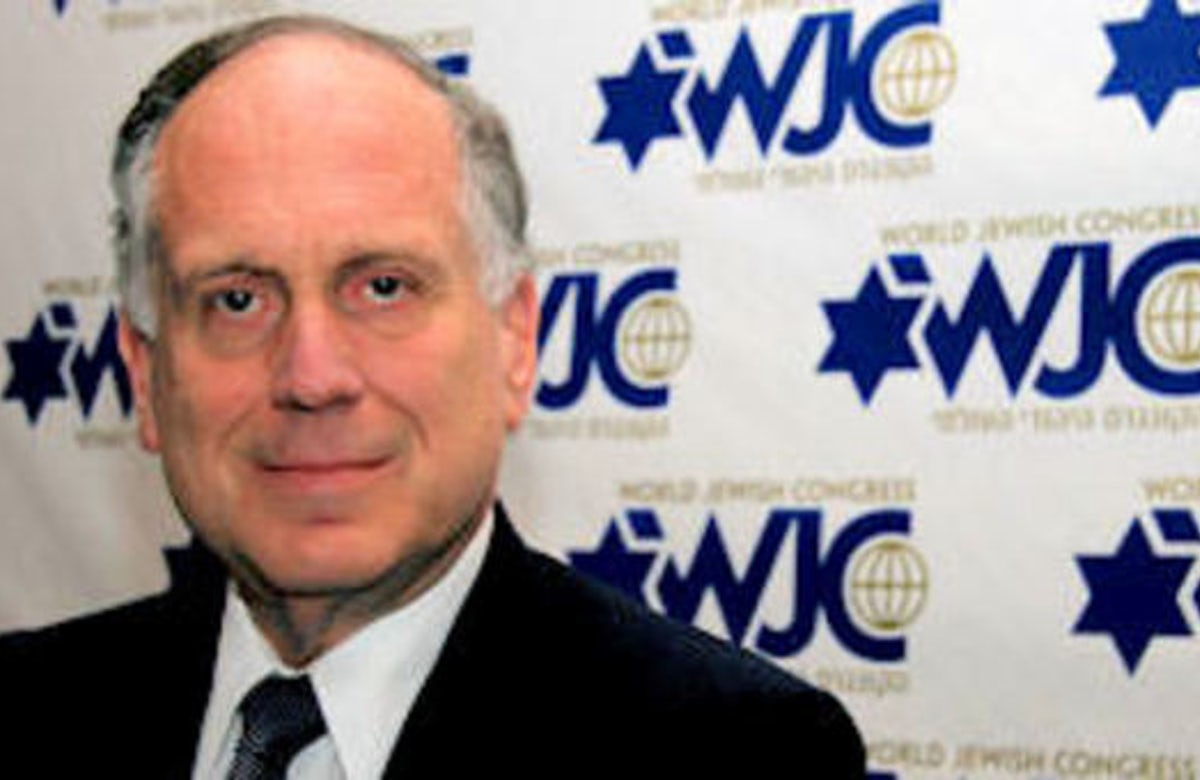 Ronald S. Lauder on the dangers of the Palestinian statehood motion