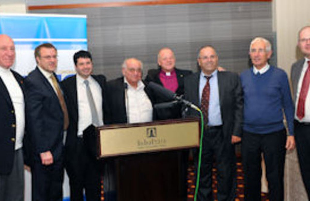 WJC and Knesset caucus honor Christian leaders for steadfast support to Israel