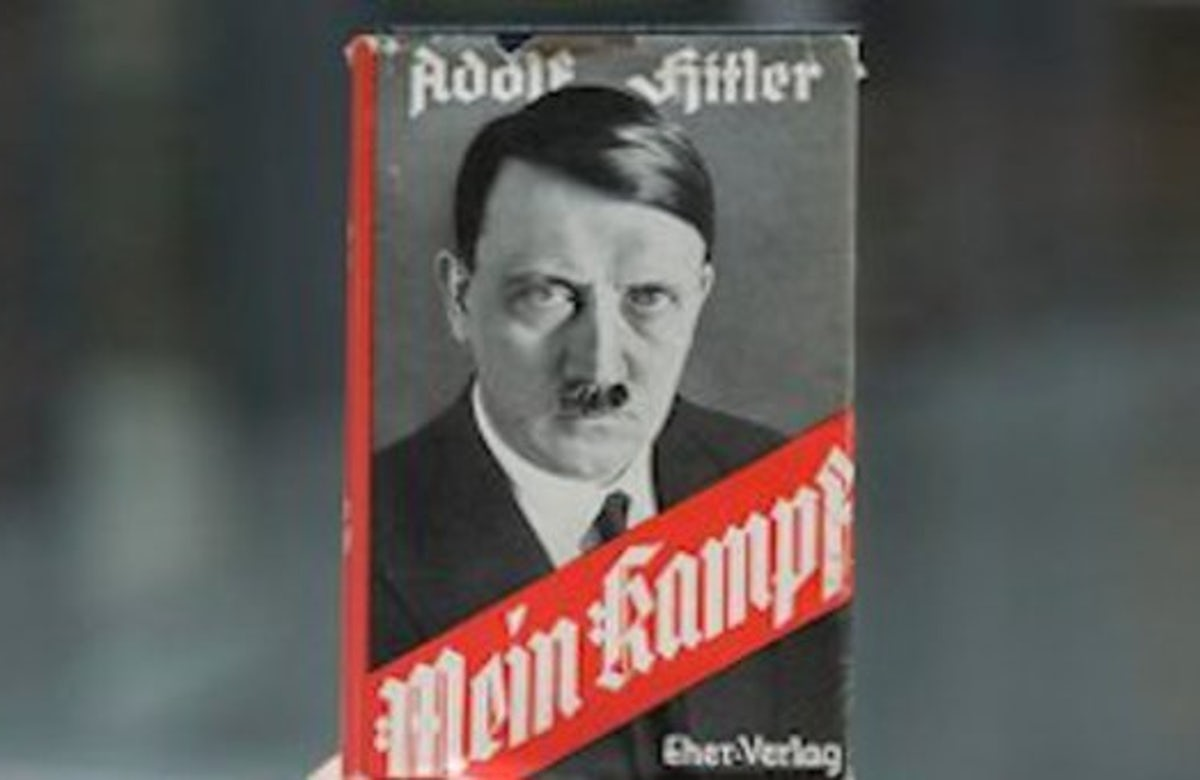 German Jews welcome Bavarian decision to publish commented version of Hitler book