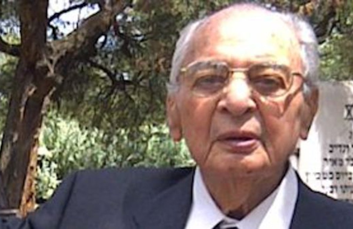 OBITUARY - End of an era as Namibia mourns death of larger-than-life businessman and Jewish leader