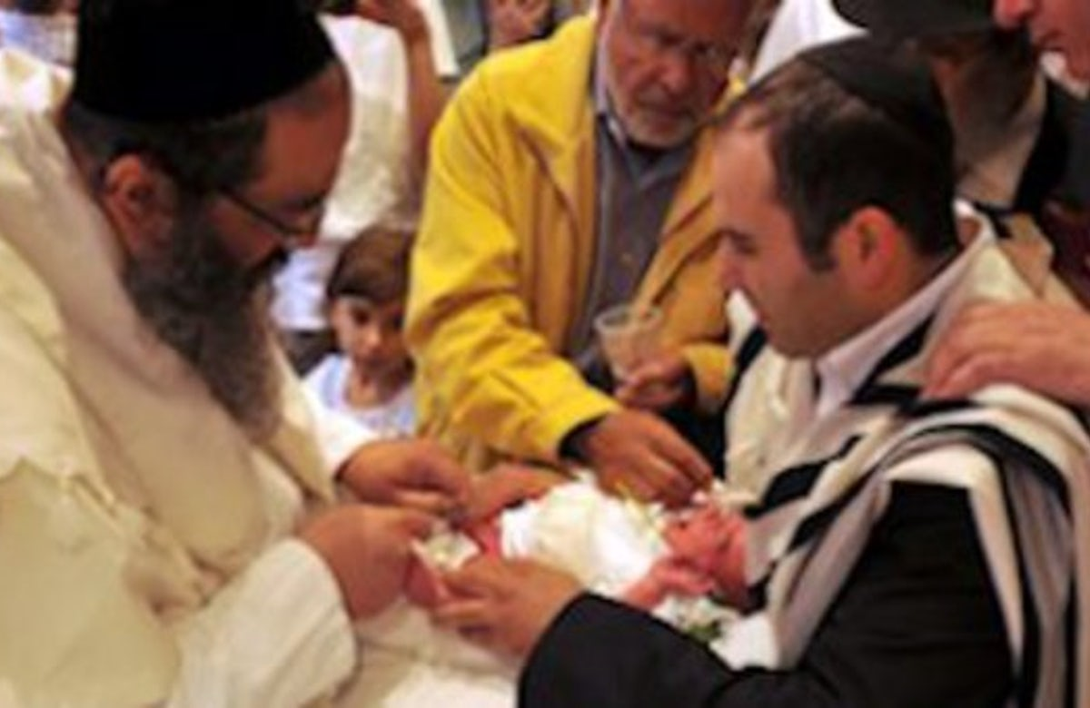 World Jewish Congress urges German prosecutors not to indict rabbi for performing circumcisions